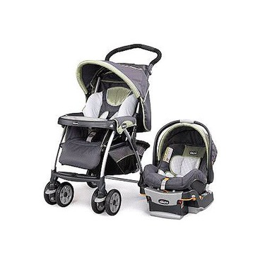 Chicco Cortina Travel System Stroller And Car Seat