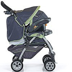 Chicco Cortina Travel System Stroller and Car Seat - Discovery