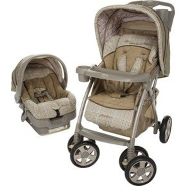 Eddie Bauer Baby Adventure Travel System Stroller - Franklin TR100FRK