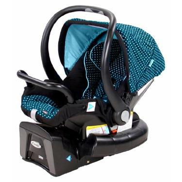 Combi Shuttle Infant Car Seat, Periwinkle