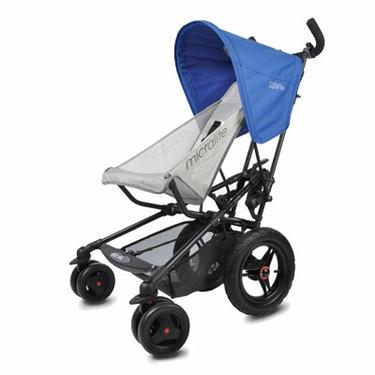 Micralite FastFold Superlite Stroller in Blue