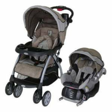 Baby Trend Travel System (GREAT DEAL!)