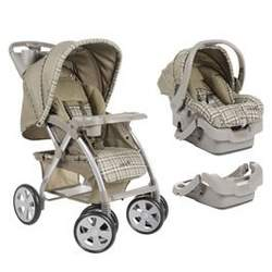 Safety 1st EuroStar Travel System with 2 Bases