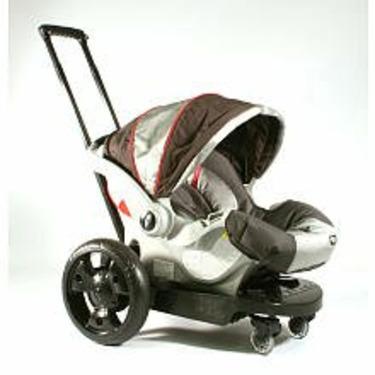 Go-Go Babyz Infant Cruizer AT Travel All, Black