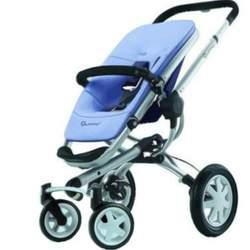 Quinny Buzz 4 Stroller Greystone