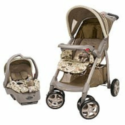 Evenflo Aura Elite Travel System Stroller - Outback