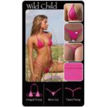 Look Swimwear's Micro Brazillian Thong Bikini