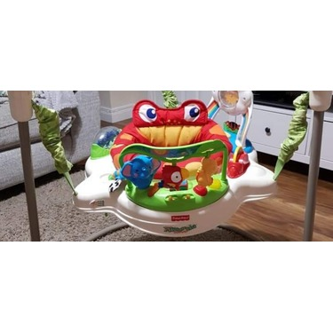 3d518e5d5f53 Fisher-Price Rainforest Jumperoo reviews in Baby Gear - Swings ...