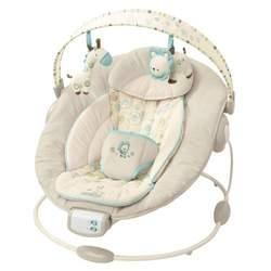 Bright Starts Comfort & Harmony Bouncer, Biscotti Baby