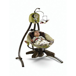 Fisher-Price Zen Collection Cradle Swing