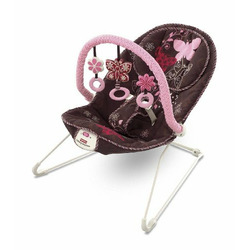 Fisher-Price Bouncer, Mocha Butterfly