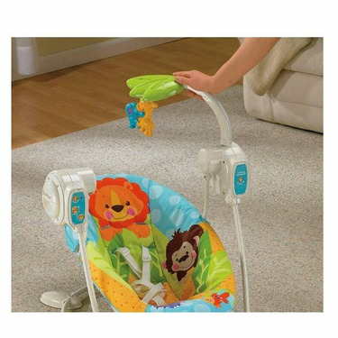 Fisher-Price Precious Planet Space Saver Swing and Seat