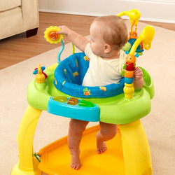 Bright Starts Bounce Bounce Baby Activity Zone, Neutral