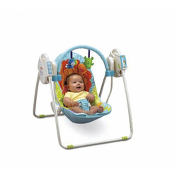 Fisher-Price Precious Planet Open Top Take-Along Swing
