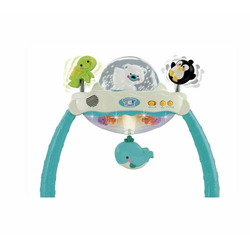 Fisher-Price Precious Planet Snow Globe and Lights Bouncer