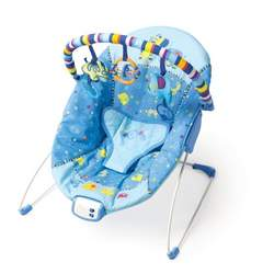 Bright Starts Elephant March Bouncer