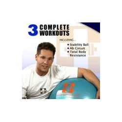 Doctor Workout 3 Complete Workouts Dvd
