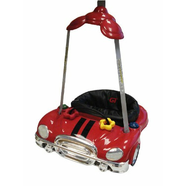 Combi USA Car Jumper, Red