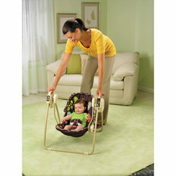 Fisher-Price Take Along Swing- Woodlands