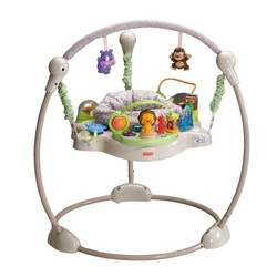 Fisher Price Precious Planet Jumperoo - Khaki Sands