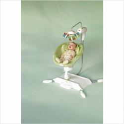 Fisher-Price i-Glide Cradle 'n Swing, Green