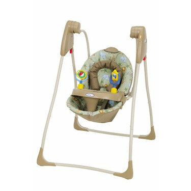 Graco Compact Infant Swing, Tango in the Tongo