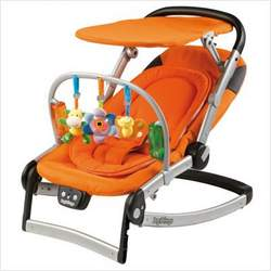 Peg Perego Musical bouncer - Rocker Papaia