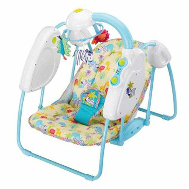 The First Years Gentle Glide Portable Glider