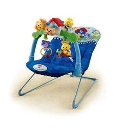 Fisher-Price Lil Laugh 'n Learn Bouncer