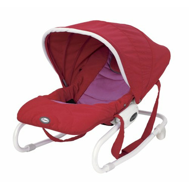 Zooper Canopy for Rocker, Red