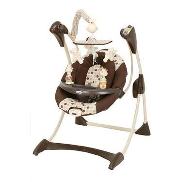 Graco Silhouette Baby Swing - Deco