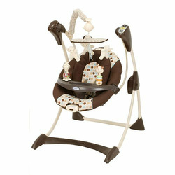 Graco Silhouette Baby Swing - Deco