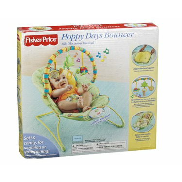 Fisher-Price Hoppy Days Bouncer