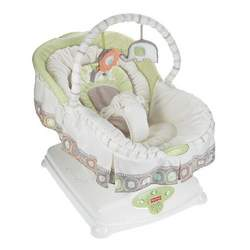 Fisher-Price Soothing Motions Glider, Coco Sorbet