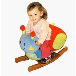 Sandy Snail Rocker - Rockabye Toys - 85007
