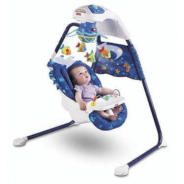 fisher price ocean wonders aquarium cradle swing reviews in baby rh chickadvisor com fisher price ocean wonders swing weight limit Fisher-Price Safari Swing