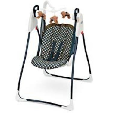 Graco Hideaway Infant Swing, Albany