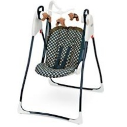 Graco Hideaway Infant Swing, Albany