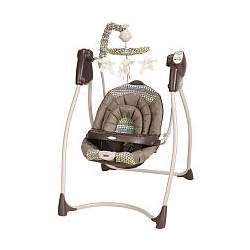 Graco Lovin Hug Plug-in Swing - Hamilton