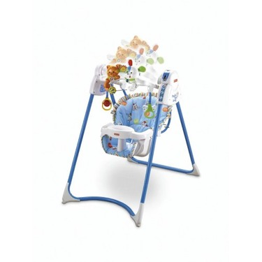 Fisher-Price Playful Pets Swing