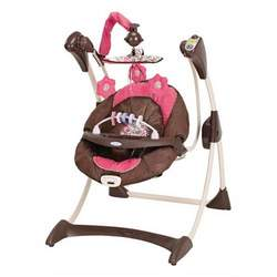 Graco Silhouette Swing - Lilly