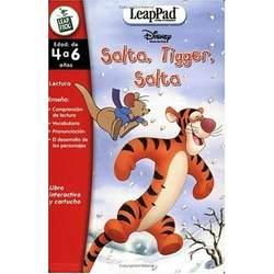 Spanish Bounce Tigger Bounce-(Salta Tigger Salta) 1st Grade