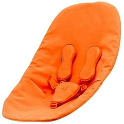 Coco Bloom Seat Pad - Harvest Orange