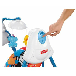 Fisher-Price Adorable Animals Fold 'n Stow Swing
