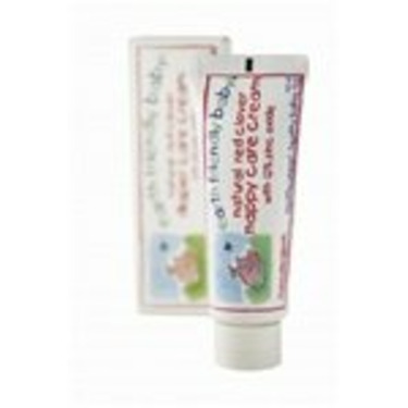 Diaper Care Cream Natural Red Clover by Earth Friendly Baby - 4 oz