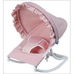 Hoohobbers Infant Rocker (Sherbert Pink) Personalized Infant Rocker in Sherbert Pink