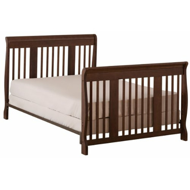 Stork Craft Tuscany 4-in-1 Stages Crib, Espresso