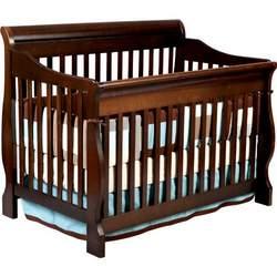 Delta Canton 4-In-1 Convertible Crib, Espresso