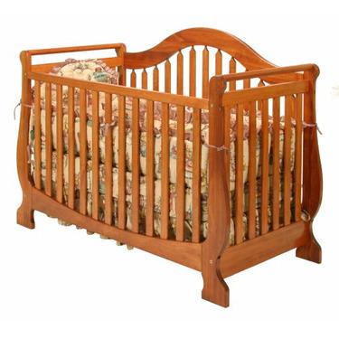 Stork Craft Meaghan Crib, Cognac