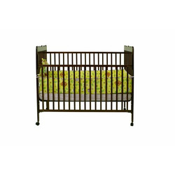 Dream On Me Liberty Collection 2 in 1 Crib, Cherry